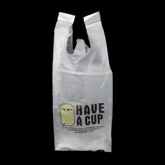 Disposable a cup single cup packing bags