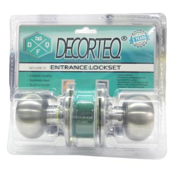 DOOR KNOB PRIVACY LOCKSET 02