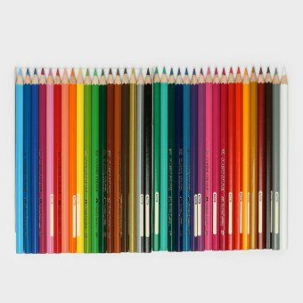 Faber Castell Classic Long Color Pencils 36s Set