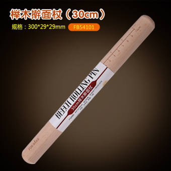 For bake home wood large rolling pin stick building blocks rolling pin