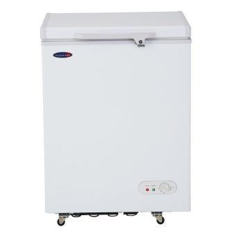 Fujidenzo Fc 04 Adf 4 Cu Ft Solid Top Chest Freezers