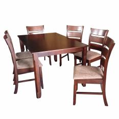 HB Philippines MH51634 6 Seater Dining Set