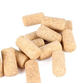 High Quality Store New Round Wine Corks Stopper (Brown)