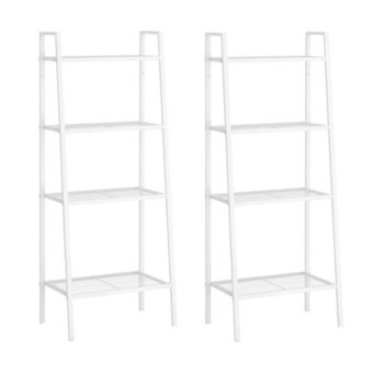IKEA LERBERG Shelf Unit (White) Set of 2