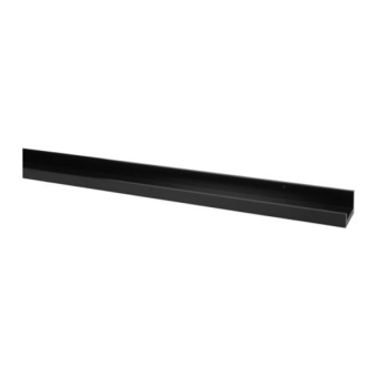 Ikea Mosslanda Picture Ledge 55cm (Black)