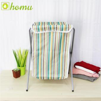Laundry Hamper (Stripes)