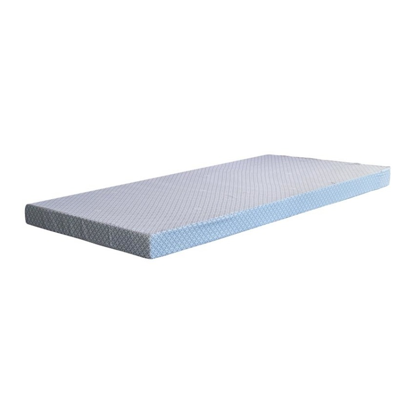 Mandaue Foam Flex Polyester 4x54x75 Foam Mattress Gray Lazada Ph