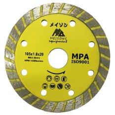 Meisons diamond cutting disc 4