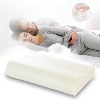 online shopping lumbar pillow memory foam sleeping waist bac