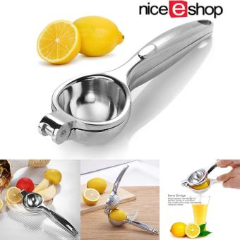 niceEshop Lemon Squeezer,Citrus Press,Lime Juicer-Zinc Alloy - intl