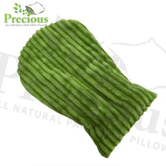 Precious Herbal Pillow Glove Herbal Pad Microwave Hot and Cold Compress Pain Reliever(Green)