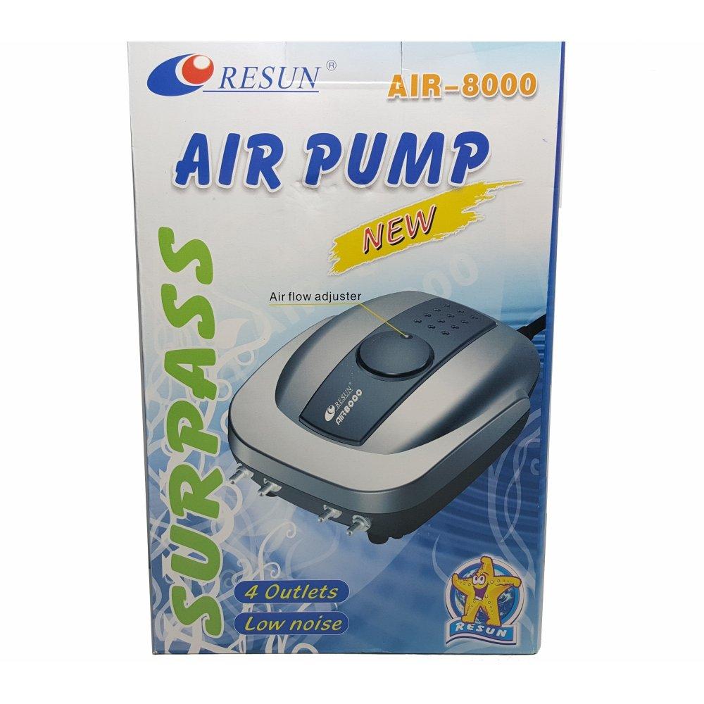 Resun aquarium fish tank - Resun Air Pump For Aquariums Or Ponds Air 8000