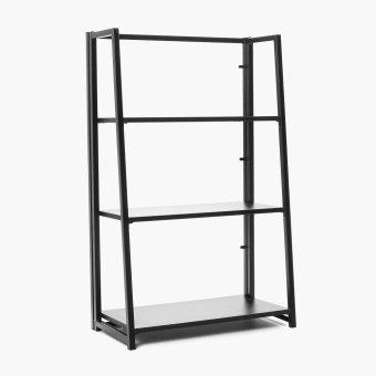 SM Home Claire Foldable 3-layer Shelf Rack