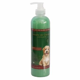 Specialized Dog Shampoo Madre de Cacao 500 mL for dogs and cats, an effective anti galis shampoo