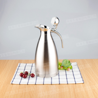 Stainless steel European insulated pot