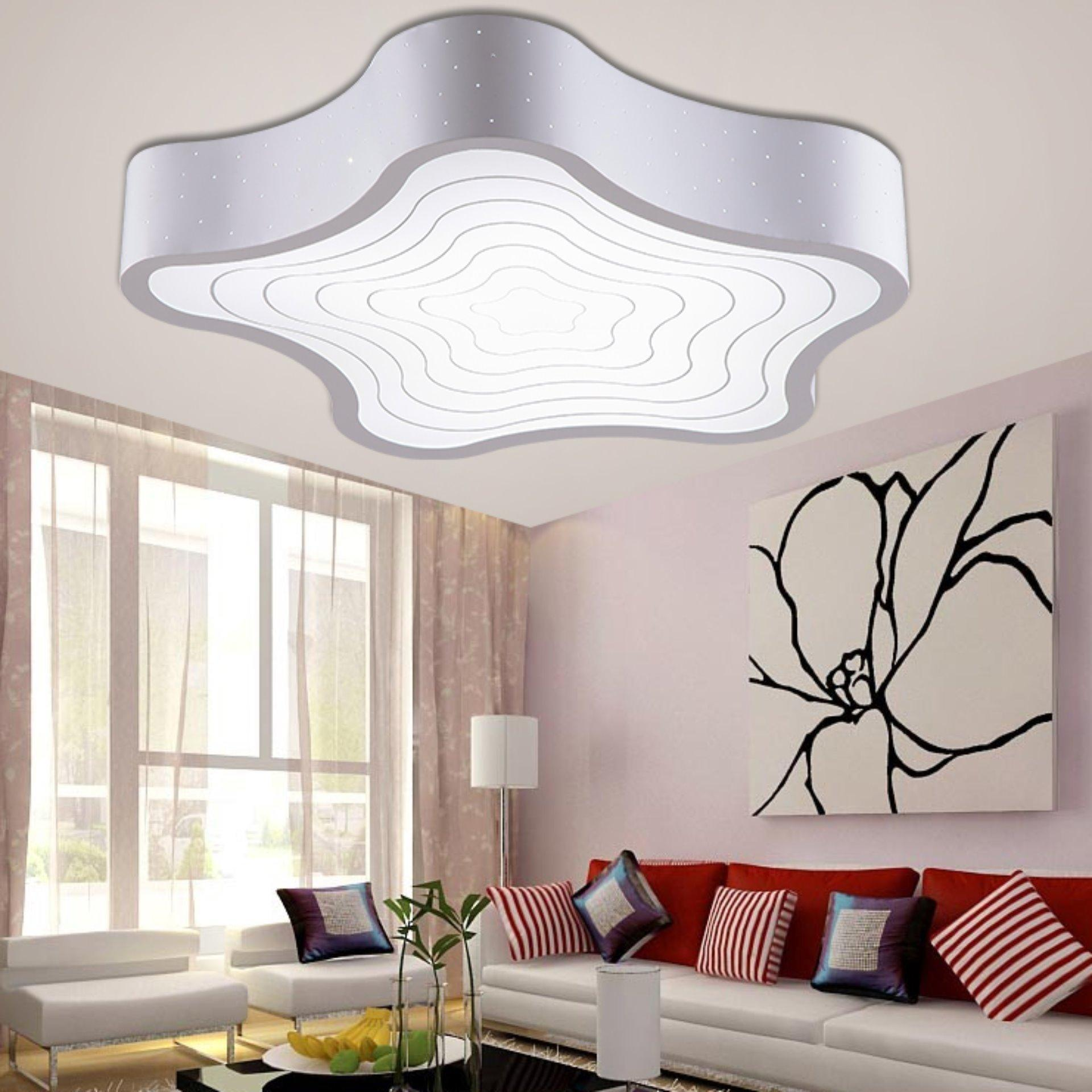 Light Colors For Bedroom Starfish Modern Classic Led Ceiling Light 24w Double Color For