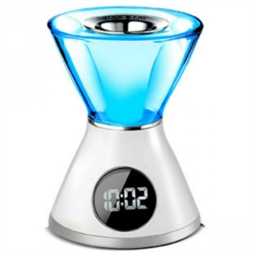 thomson btc 03 bluetooth dual alarm clock radio red. Black Bedroom Furniture Sets. Home Design Ideas