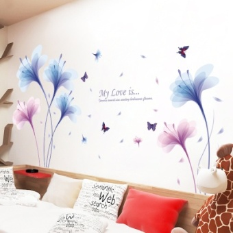 Warm and cool self-adhesive wall bedroom adhesive paper Wallpaper