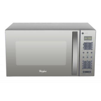 Whirlpool MWX 203 ESB 20L Vancouver Series Microwave Oven (Silver)