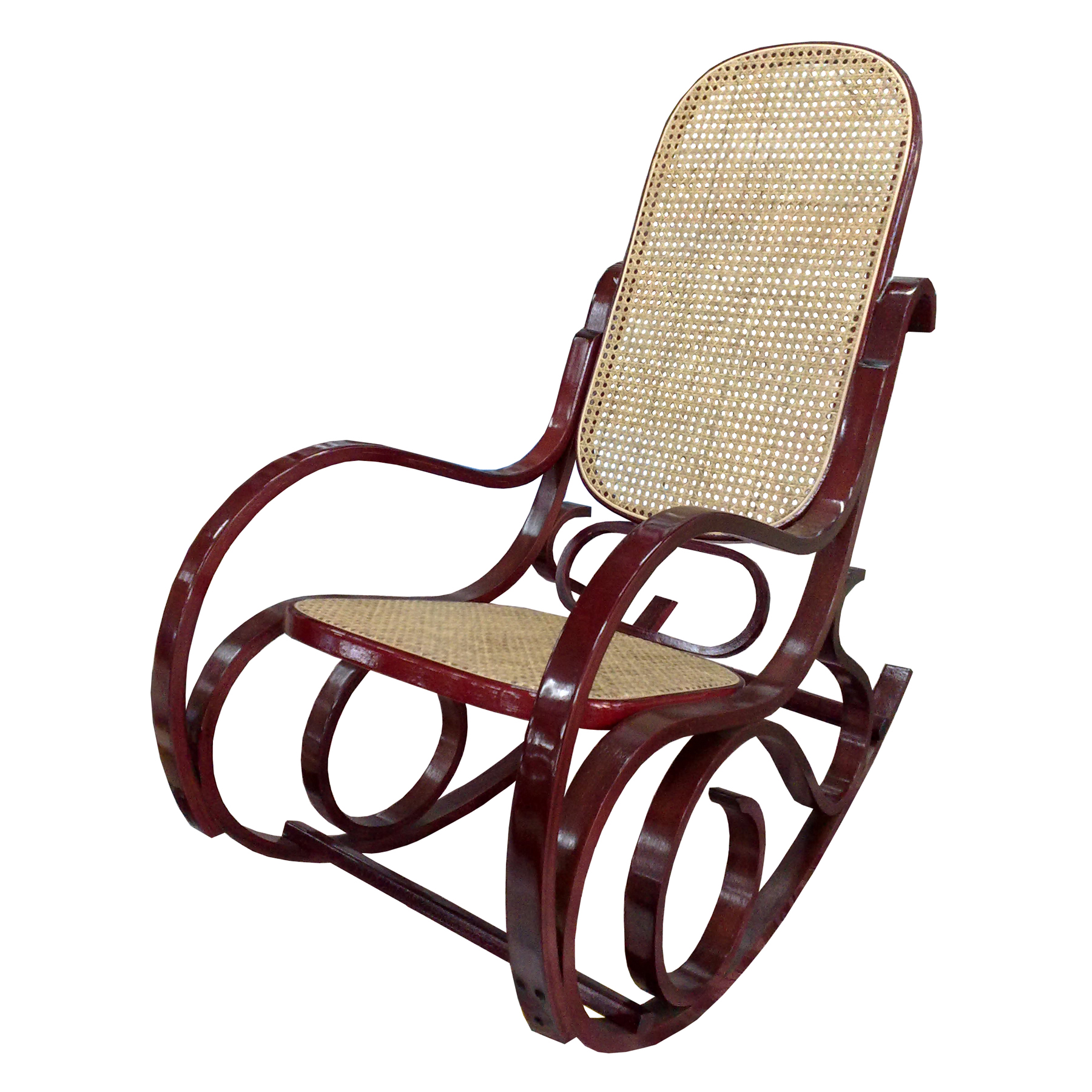 Wooden crib for sale makati - Wooden Rocking Chair