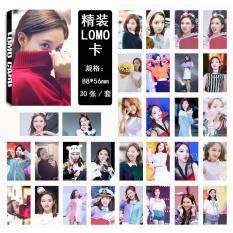 Album LOMO Cards K-POP New Fashion Self Made Paper Photo Card .