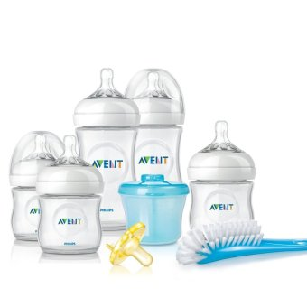Avent BPA Free Natural Infant Starter Gift Set