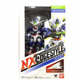 Bandai 4549660012610 MS Unit 00 Qaniti NX Edgestyle Action figure ORIGINAL*