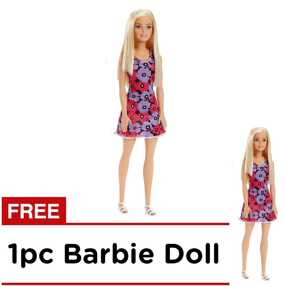 Crib toys for sale philippines - Barbie Basic Doll Buy 1 Take 1 Dvx89