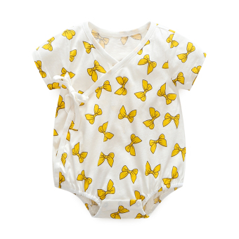 Beilaile casual baby one-piece newborns clothes