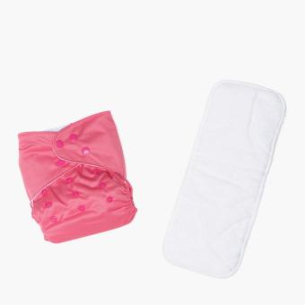 Belle & Coco Cloth Diaper (Pink)