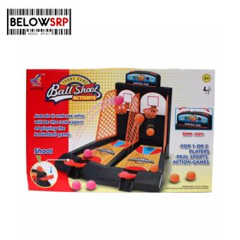 Below SRP Basketball Dual Ball Shoot Activate Game Toy