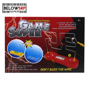 Below SRP Electric Buzz Wire Toy Game
