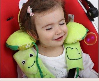 ⛳ Make Cartoon Animal Infant Baby Soft Harness Car Seat belt Strap