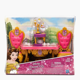 Disney Princess Belle's Be Our Guest Dining Set Toy