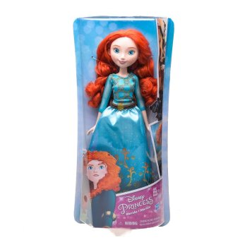 Disney Princess Royal Shimmer Classic Merida Doll