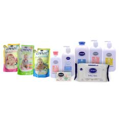 baby toiletries