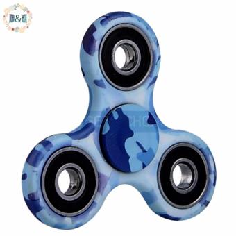 Greatnes Fidget Spinner Triangle Single Finger Decompression Gyro