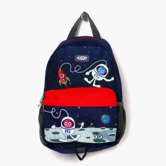 Hugger Let's Go Space Cadet Toddler Backpack