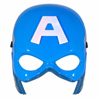 Pretend Play Mask Captain America Cosplay Role-Play