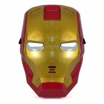 Pretend Play Mask Ironman Cosplay Role-Play