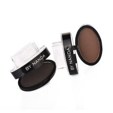 3 In1 Eyebrow Powder Makeup Brow Stamp Delicated Shadow Definition Easy Make up - intl Philippines