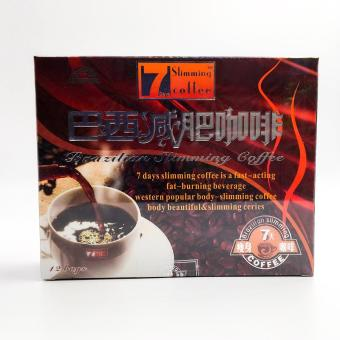 7days Brazilian slimming coffee 12's set of 2