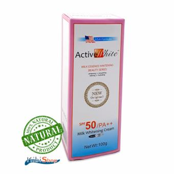 Active White Milk Essence Whitening Lotion 100g