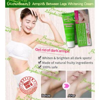 Aichun Beauty For Armpit And Between Legs Whitening Cream 50g