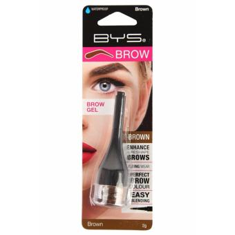 BYS Brow Gel Natural Brown 2g