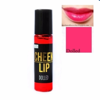 Cheek and Lip Tint All Natural and Organic Dolled