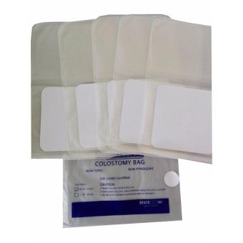 Disposable Colostomy Bag (10's)