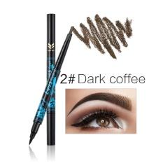 Double Eyeliner Drawer Makeup Cosmetic Tool Long Lasting Waterproof Professional - intl Philippines