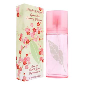 Elizabeth Arden Green Tea Cherry Blossom Eau De Toilette for Women 100ml