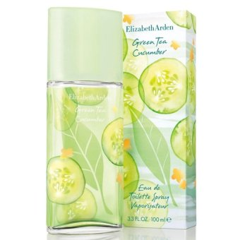 Elizabeth Arden Green Tea Cucumber Eau de Toilette for Women 100ml